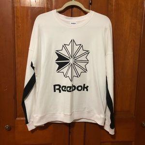 New Reebok sweatshirt